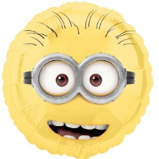 Despicable Me Minions Foil Helium Balloon
